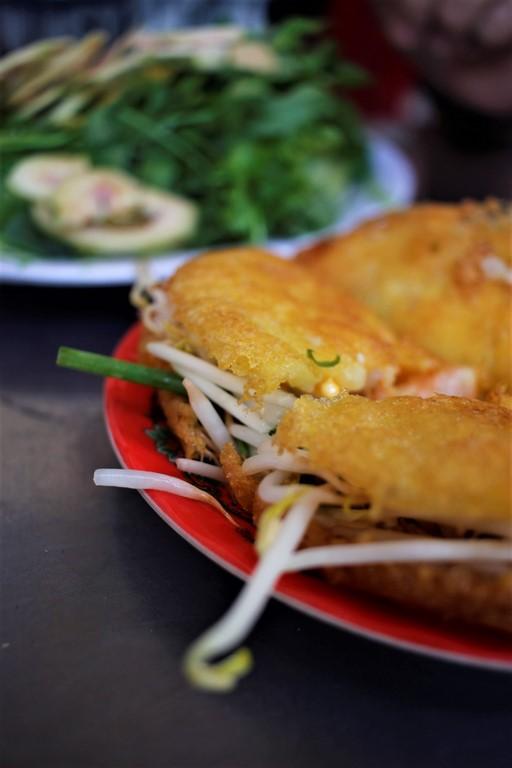 Ma découverte préférée au Vietnam: le banh xoai !